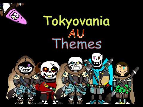 Tokyovania/Inktale Megalovania AU Themes [Full]  (I'm returning yay)