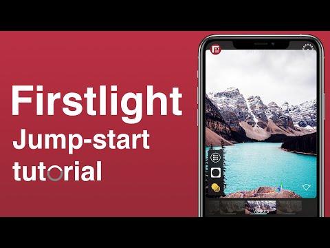 FiLMiC Firstlight Photo App - Official Jump Start Tutorial thumbnail