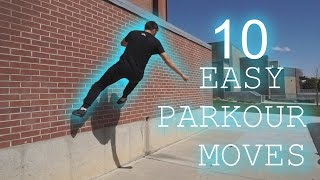 10 Parkour Moves Anyone Can Learn thumbnail