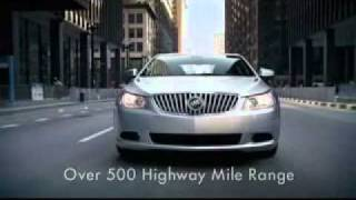 Buick Lacrosse 30 Miles Per Gallon