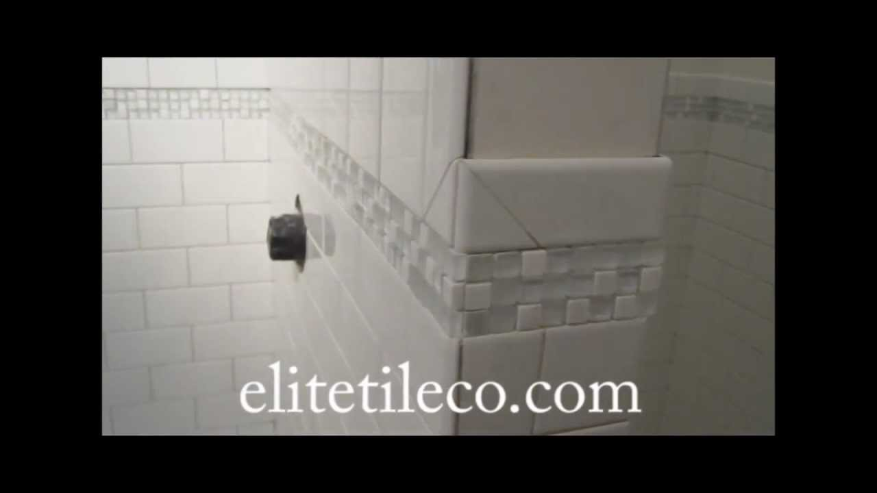 How to install subway wall tile and floor tile on schluter ditra how to install subway wall tile and floor tile on schluter ditra doublecrazyfo Image collections