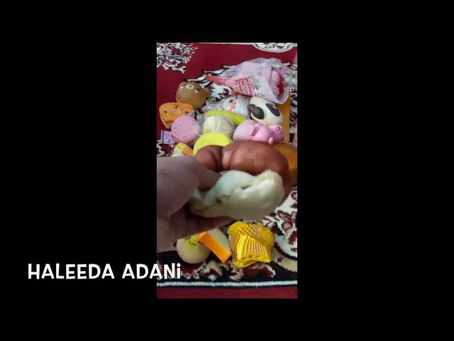 Squishy collection | bahasa indonesia
