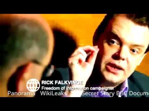 Panorama WikiLeaks The Secret Story BBC Documentary