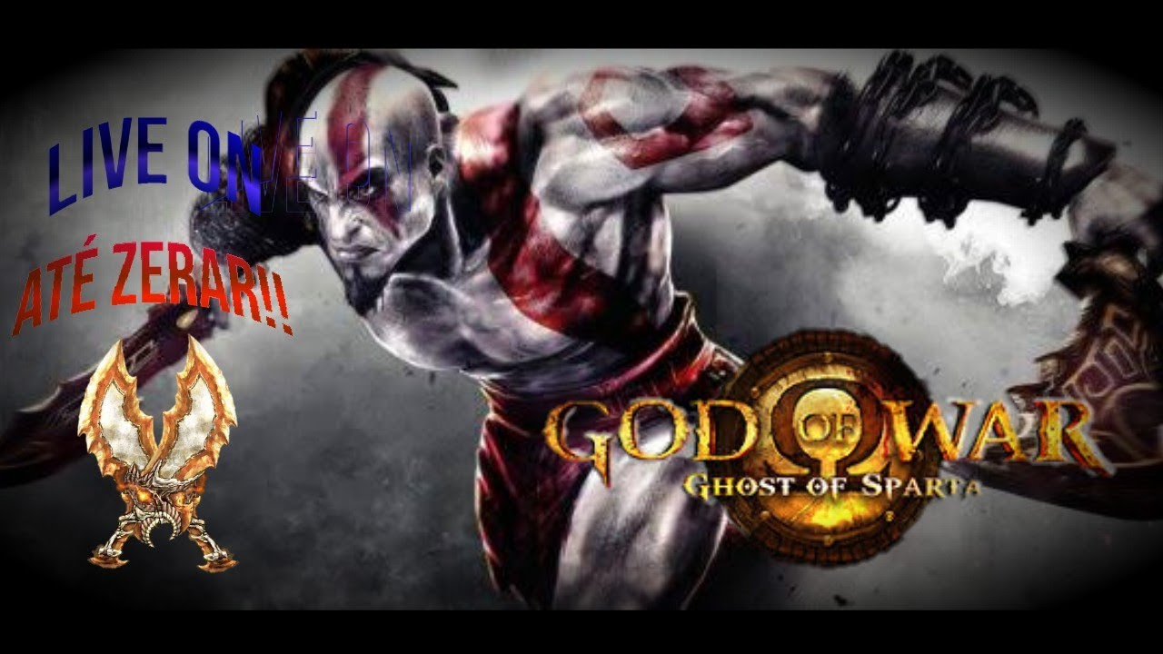 God of war Ghost Of sparta até zerar 3#!!Tornado FF 🛑live on🛑
