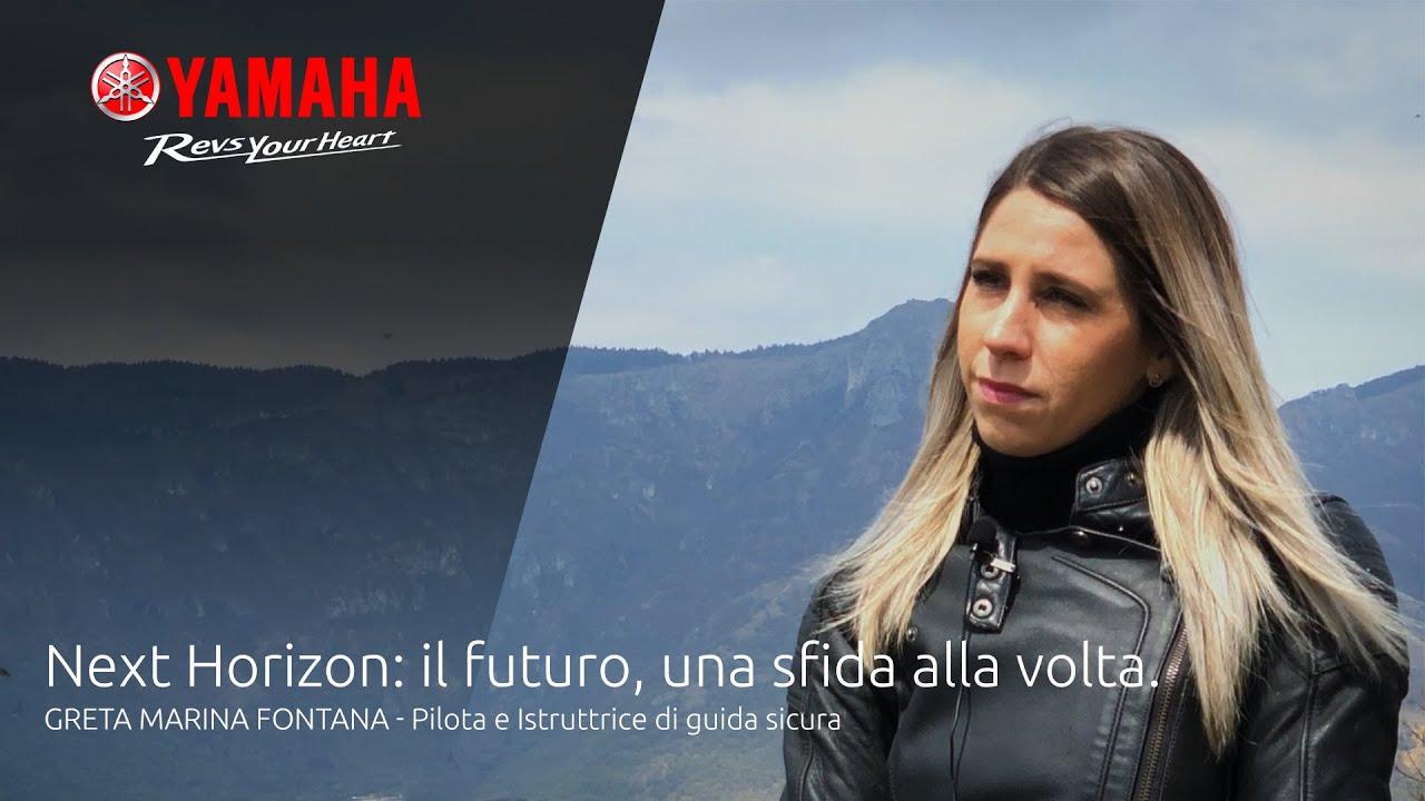 Next Horizon: il futuro, una sfida alla volta | Greta Marina Fontana