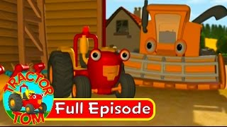 Tractor Tom - 42 The Farm Parade (full episode - English)