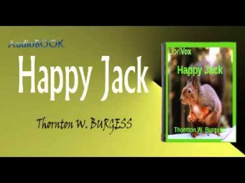 Happy Jack Thornton W. BURGESS Audiobook