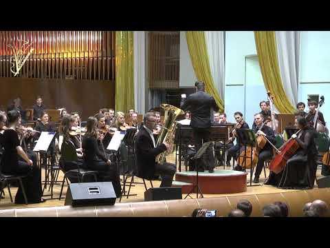 Витторио Монти – Чардаш для тубы и симфонического оркестра