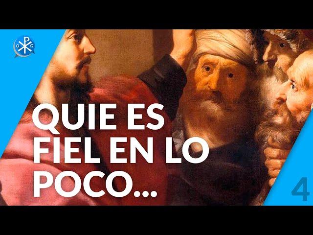 Quien es fiel en lo poco... | Perseverancia - P. Gustavo Lombardo