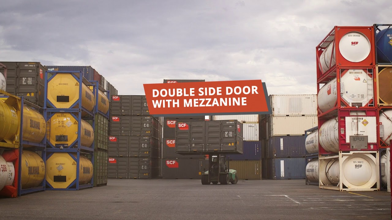 Shipping Containers Engineered in Australia  Hire or Buy | SCF