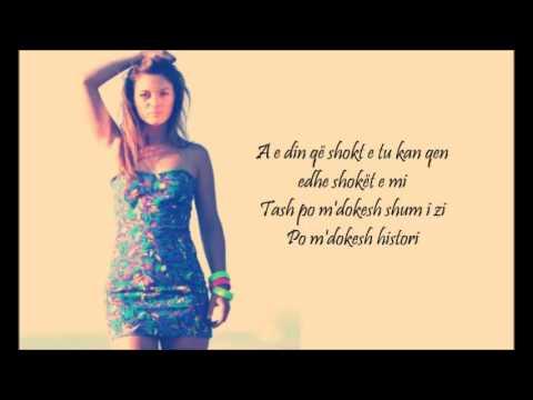 Nita Latifi - Histori (Lyrics)