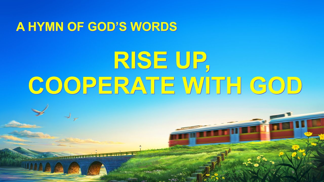 """""""Rise Up, Cooperate With God"""" 