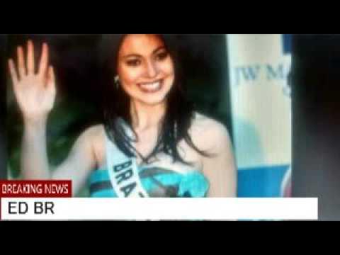 Miss Brasil 2004 e encontrada morta