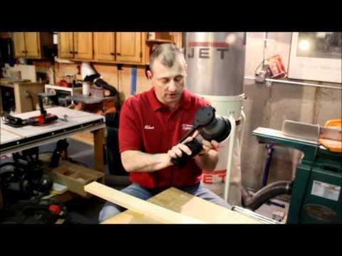 Porter-Cable Porter-Cable 382 5-in Random Orbit Sander Review