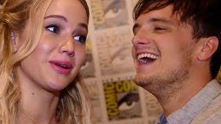 Jennifer Lawrence Loves Being Naked - Comic-Con 2015 Interview