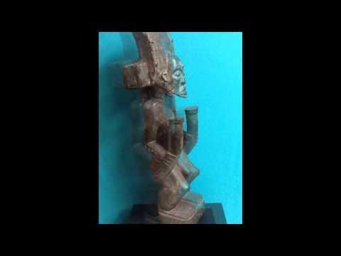 Lavan Galleries African Masterpieces  Chokwe Chief