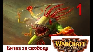 WarCraft III. Way of Others. Битва за свободу. Часть 1 -