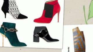 Модная женская обувь осень 2014 — зима 2015