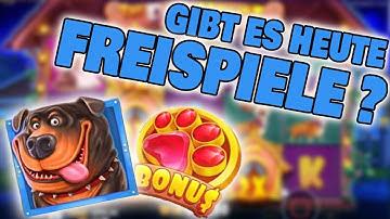 HEUTE GIBT ES FREISPIELE! | 50€ Online Casino Slots | Deutsch