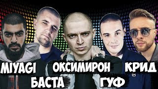 Download Американцы Слушают Русскую Музыку #26 КРИД, MIYAGI, БАСТА, Oxxxymiron, ГУФ,  Noize MC, OBLADAET Mp3 and Videos