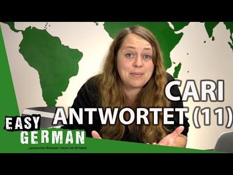 Cari antwortet (11) – Studieren und Arbeiten in Deutschland | Sind alle Deutschen Rassisten?