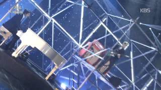 Gambar cover [HIT] KBS 가요대축제-CNBLUE - Can't Stop.20141226