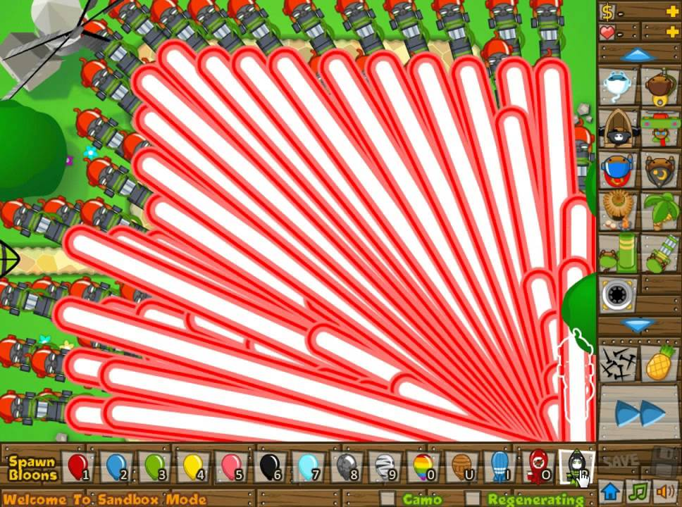 Image result for btd 5 hacked unlimited money