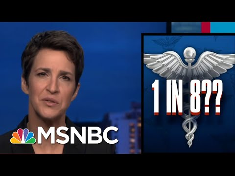 Study Finds Startling Number Of Pregnant Women Test Positive For Coronavirus | Rachel Maddow | MSNBC