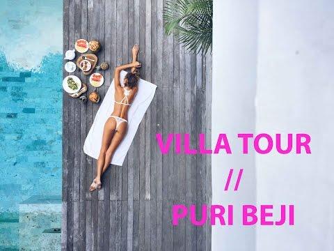 VILLA TOUR // PURI BEJI // CANGGU BALI