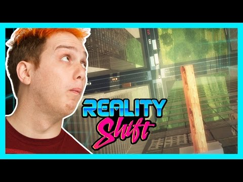 VR PLANK CHALLENGE (Reality Shift)