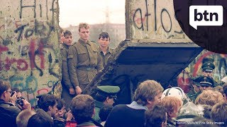 The fall of the Berlin Wall - Behind the News