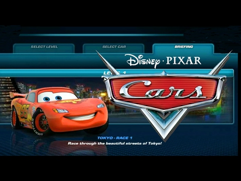Cars Motori Ruggenti + Pista Ultimate Florida Speedway C6p Blu-Ray Disney