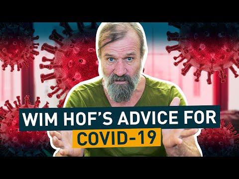 Wim Hof's take on Coronavirus (COVID-19)