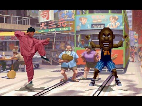 M.U.G.E.N All-Stars: Jackie Chan vs. Shaquille O'Neal