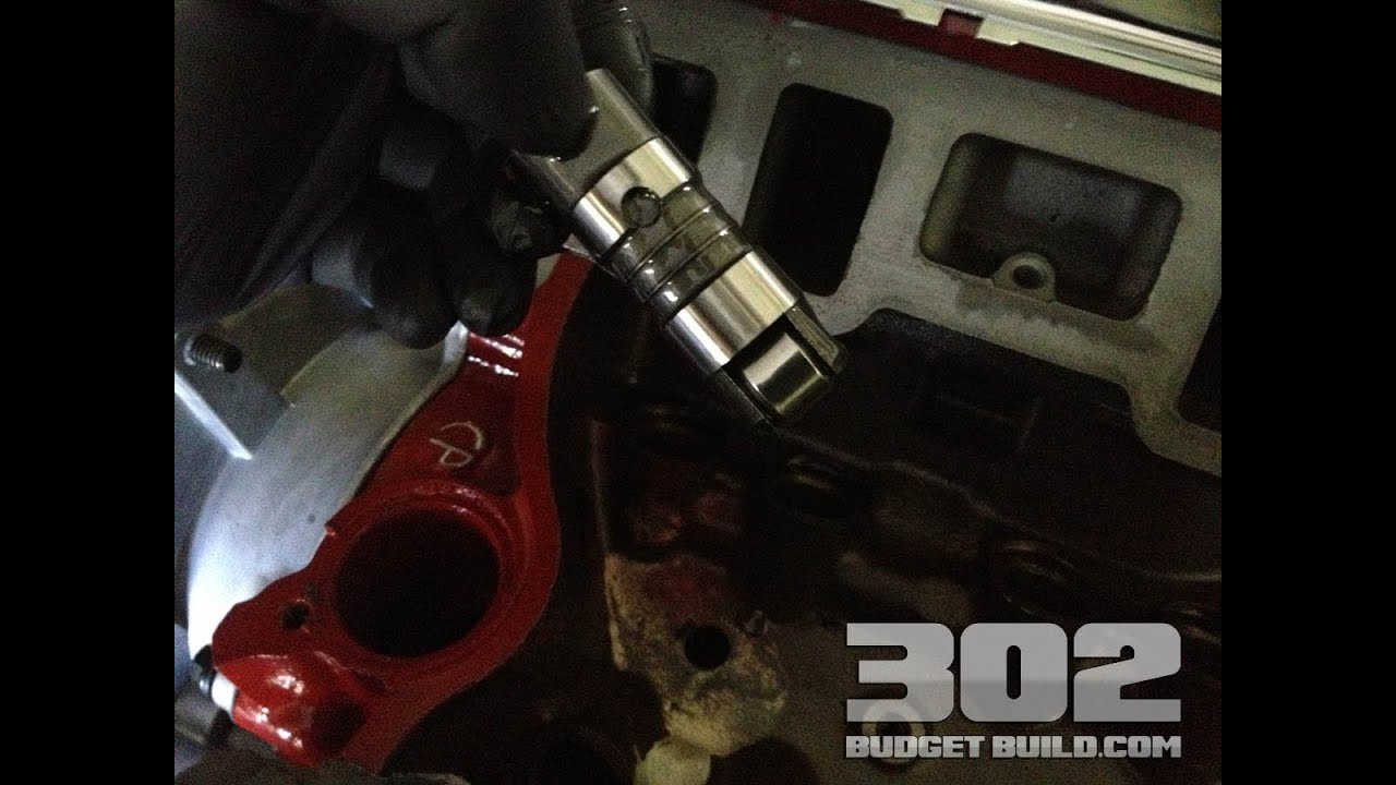 How To Install Roller Lifters On A Small Block Ford 302