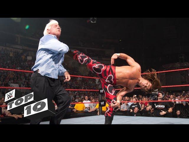 Most devastating Superstar kicks: WWE Top 10, Jan. 7, 2019