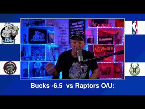 Milwaukee Bucks vs Toronto Raptors 2/11/21 Free NBA Pick and Prediction NBA Betting Tips
