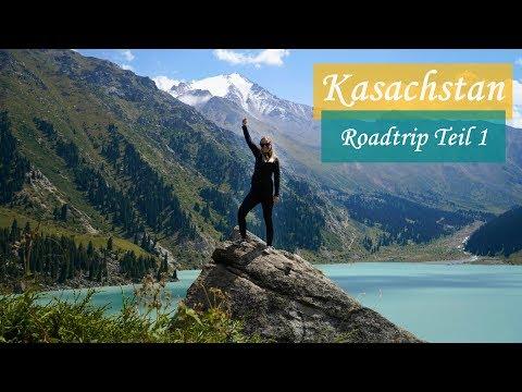 Weltreise • Kasachstan Roadtrip Teil 1 • Vlog #041