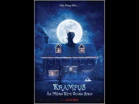 Krampus Ác Mộng Đêm Giáng Sinh 2015 - Phim boom tấn mùa giáng sinh 2015