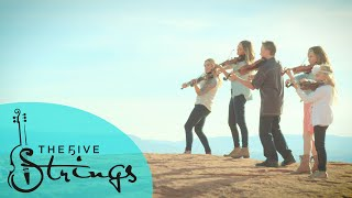 Video Locked Away - R. City Ft. Adam Levine (Violin Cover) -The Five Strings download MP3, 3GP, MP4, WEBM, AVI, FLV Oktober 2017