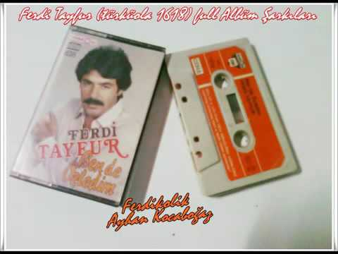 Ferdi Tayfur Bende Özledim Full Albüm Şarkıları (türküola 1618)