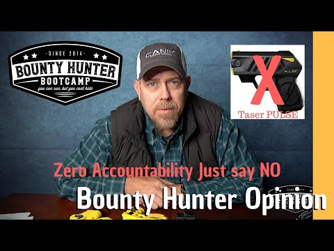 8 Reasons To NEVER Carry A Taser Pules For Bail Enforcement And Private Security Ever!