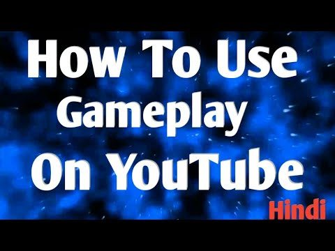 How to Use Gameplay On Youtube  Without Copyright