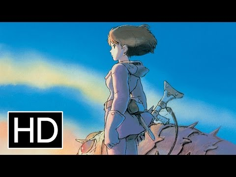 Nausicaä of the Valley of the Wind – Official Trailer