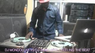 DJ MONDOLLAR VS DJ JIMMY JATT    THE BEAT