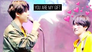Yoonmin (Análise|Análisis|Analysis) You are my gift [PT/ESP/ENG]