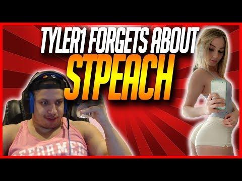 Tyler1 Forgets About STPeach | PinkWard Quadra Kill | Tyler1 Flames Tarzaned