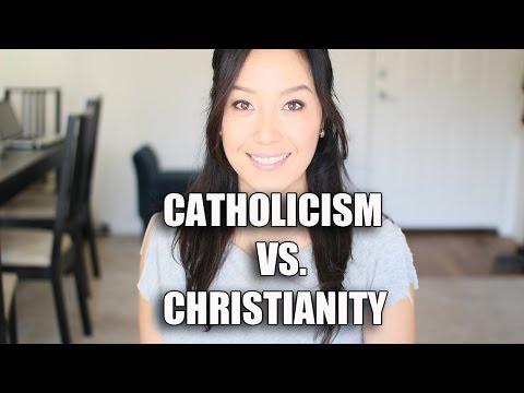 Catholicism VS Christianity- They