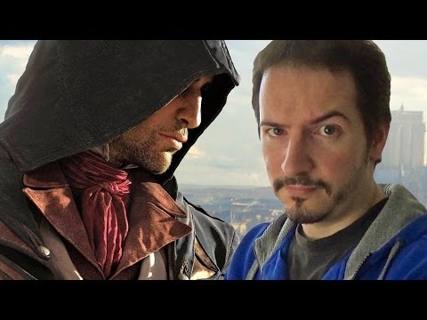 ASSASSIN'S CREED UNITY - Cinematic Trailer REACTION & REVIEW