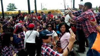 Pesta Damai Dari Kalijodo Bersama Relawan Badja 14 Januari 2017